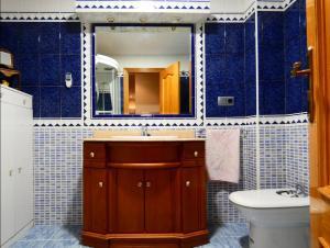 Un baño de Apartamento con encanto bien equipado