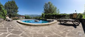 Piscina di Villa Il Nido 2017 o nelle vicinanze