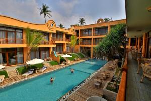 A view of the pool at Thaproban Pavilion Resort and Spa - Level 1 Safe & Secure or nearby