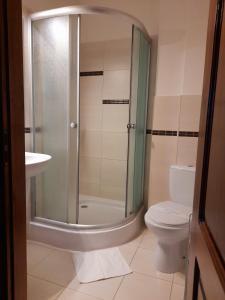 Łazienka w obiekcie Willa Kazimiera