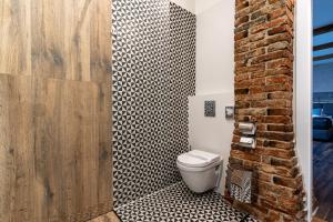 Kúpeľňa v ubytovaní Boutique Penzion Slovakia & Slovakia Residence