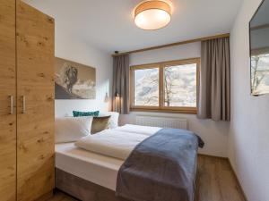 Ein Bett oder Betten in einem Zimmer der Unterkunft Apart Huamatl