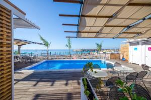 The swimming pool at or close to Hotel San Francesco