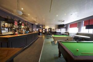 A pool table at Aberdeen Northern Hotel