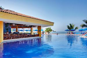 The swimming pool at or near Barceló Ixtapa - All Inclusive