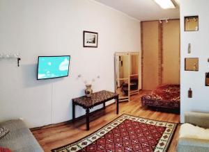 Телевизор и/или развлекательный центр в Квартира на острове