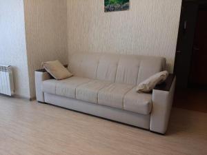 A seating area at Апартаменты на Ленина 54