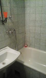 A bathroom at 2-х комн квартира в удобном месторасположении