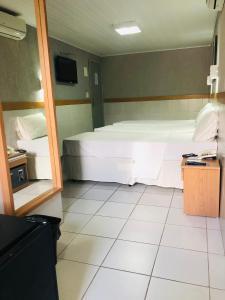 A bathroom at Inter Hotel