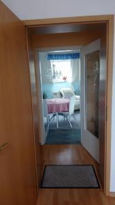 A bathroom at Apartment in Eibenstock 30354