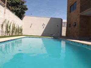 The swimming pool at or near Nuevo Hotel Constitucion