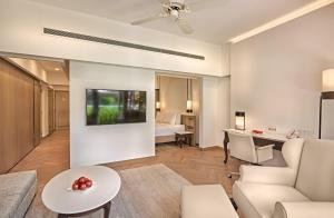A seating area at Goodwood Park Hotel (SG Clean)
