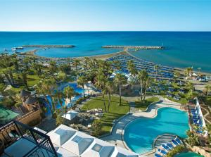 A bird's-eye view of Lordos Beach Hotel & Spa