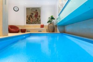 The swimming pool at or near Hotel Wolf Dietrich