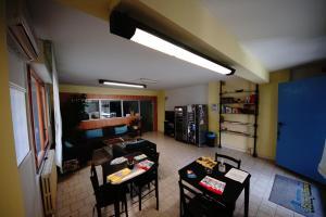 Area soggiorno di Residence Parmigianino