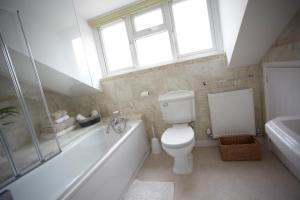 A bathroom at The Brick Kilns