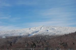 Mountain Green, Condos at Killington durante l'inverno
