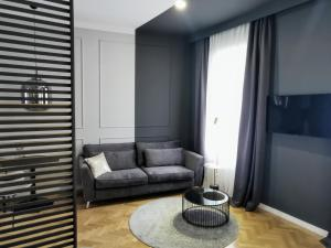 A seating area at MINT Boutique Studio Apartments I