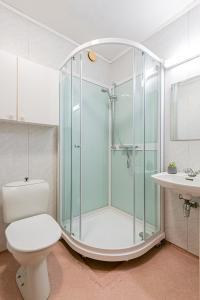 Et bad på Hald Sommerhotell