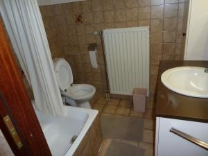 A bathroom at DODO DES ILES