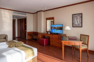 تلفاز و/أو أجهزة ترفيهية في فندق موڤنبيك جدة