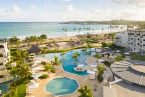 A view of the pool at Dreams Macao Beach Punta Cana or nearby