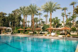 The swimming pool at or near Pavillon Winter Luxor