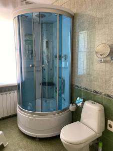 Ванная комната в Отель Усадьба Державина