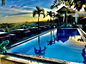The swimming pool at or near Mui Ne Hills Bliss Hotel