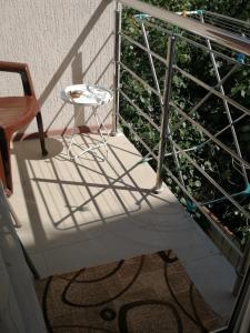 Балкон или терраса в Апартаменты на Крымской 81