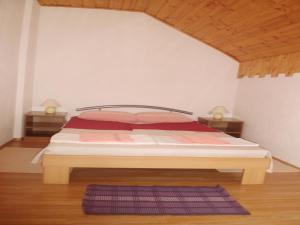 Postel nebo postele na pokoji v ubytování Apartment Špehar