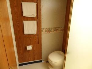 Ванная комната в Pahrump RV Park & Lodging
