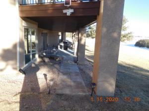 The fitness center and/or fitness facilities at Boarding @ Lazy D Ranch