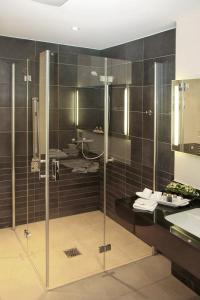 Ванная комната в Hotel Klostergarten