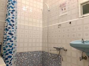 Hostel ユメノマドにあるバスルーム