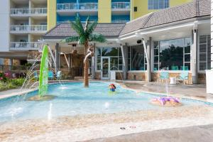 The swimming pool at or near Margaritaville Resort Gatlinburg