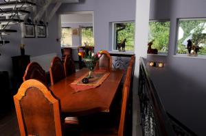 Un restaurant sau alt loc unde se poate mânca la Vila Europa