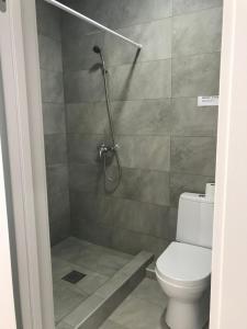 Ванная комната в Отель Старый город