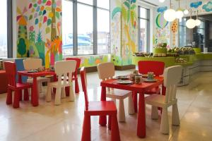Ресторан / где поесть в Метрополь Гранд Отель Геленджик