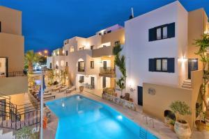 Πισίνα στο ή κοντά στο Residence Villas