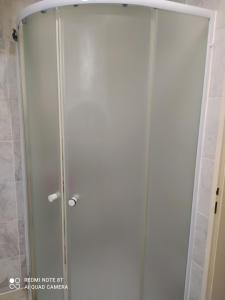 Koupelna v ubytování Ubytování U Minoritů