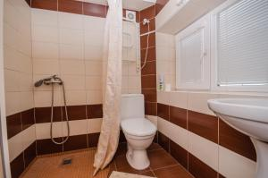 Ванная комната в Гостевой Дом Инжир