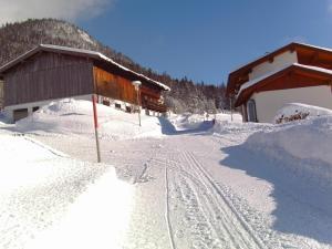 Haus Panorama im Winter