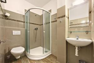 A bathroom at Residence Bene