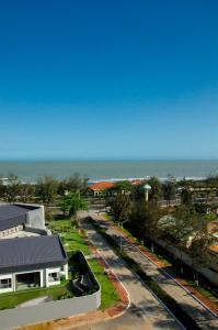 A bird's-eye view of OSC 3pn 4bed, view TP - Giá hấp dẫn, có hồ bơi