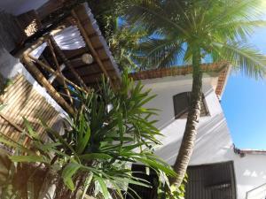 A view of the pool at Casa Vila Mar - Inn Prainha or nearby
