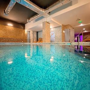 The swimming pool at or near Bernardazzi Grand Hotel & SPA