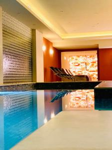 The swimming pool at or near ArdoSpa Hotel and Restaurant