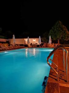 A piscina em ou perto de Hotel Berne