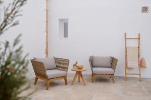 Część wypoczynkowa w obiekcie Eques Petit Resort